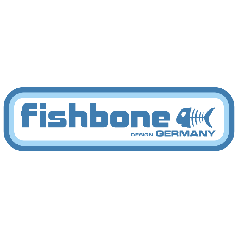 Fishbone Design vector