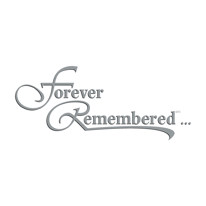 Forever Remembered vector