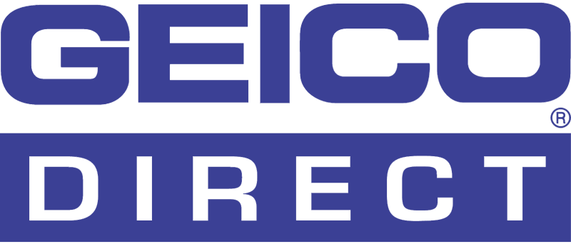 GEICO DIRECT INSURANCE 1 vector logo