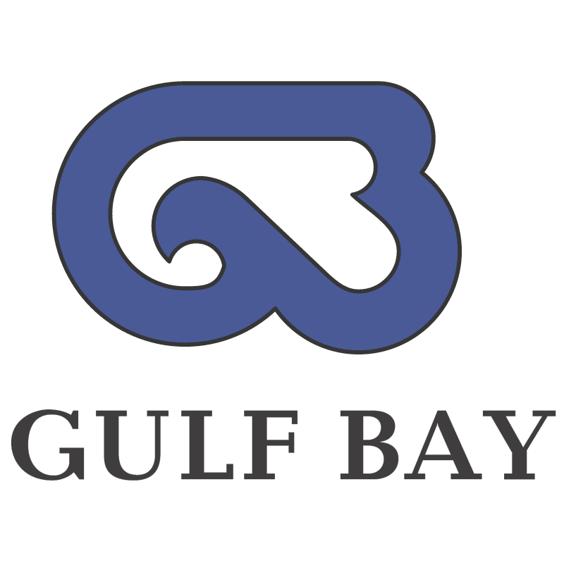 Gulf Bay vector logo
