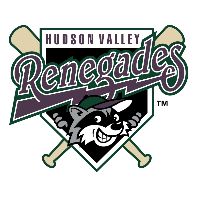 Hudson Valley Renegades vector logo