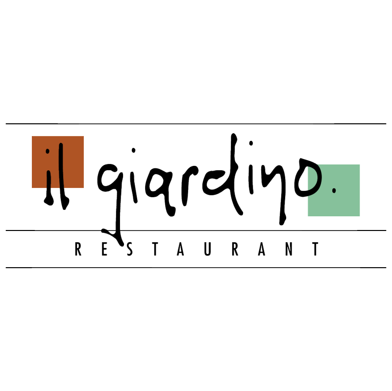 Il Guardino vector logo