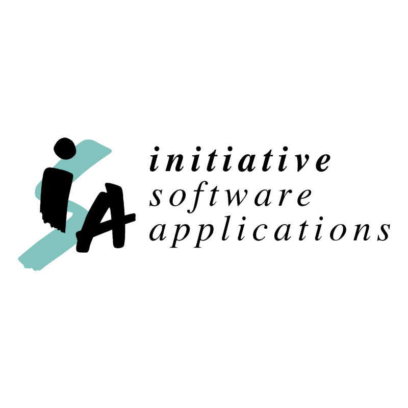Initiative Software Applications vector