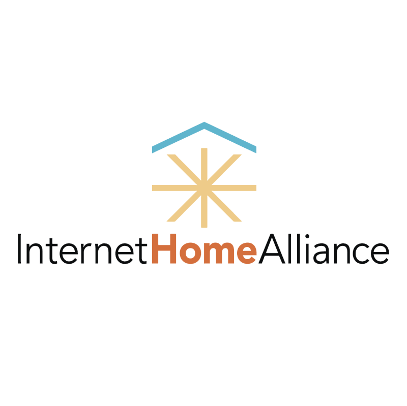 Internet Home Alliance vector logo