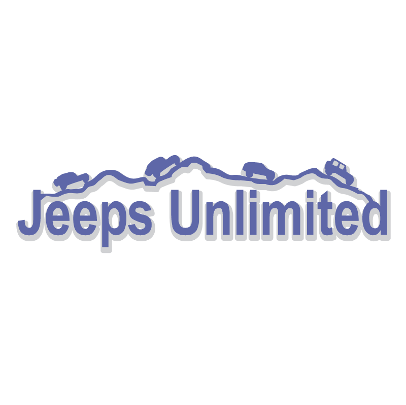 Jeeps Unlimited vector