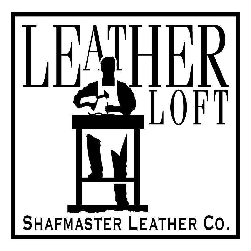 Leather Loft vector