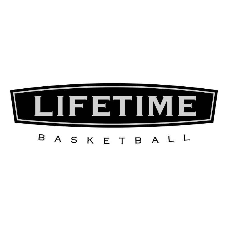 Lifetime Basketball vector