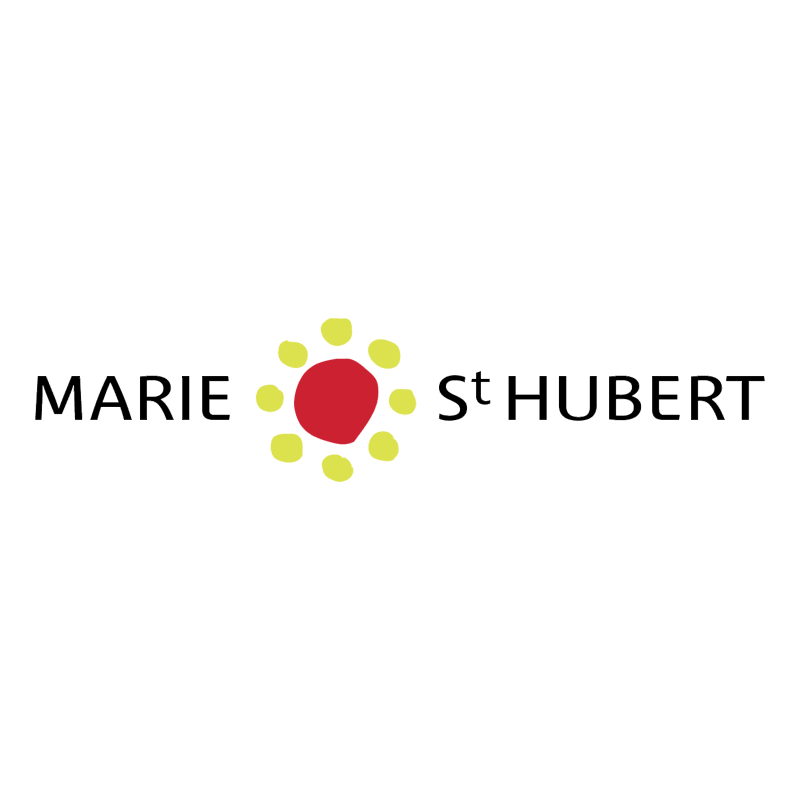Marie St Hubert vector