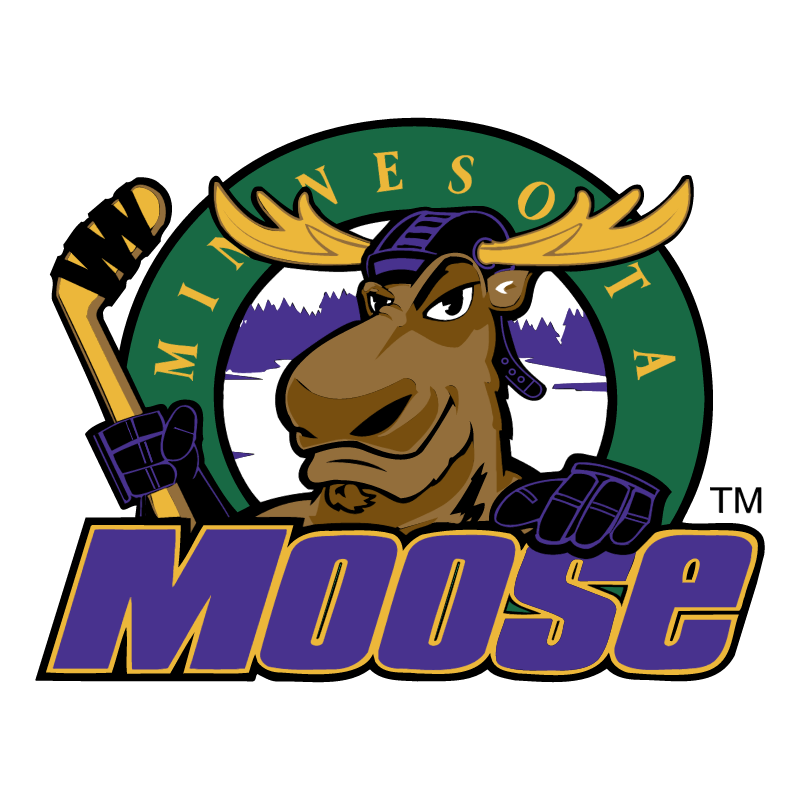 Minnesota Moose vector