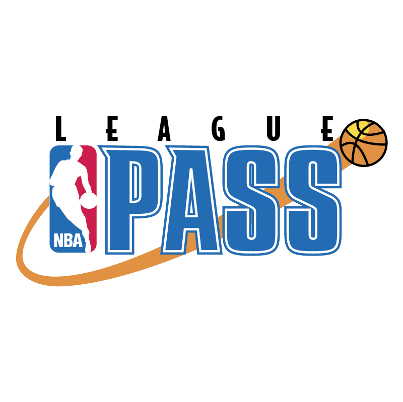 NBA League Pass vector