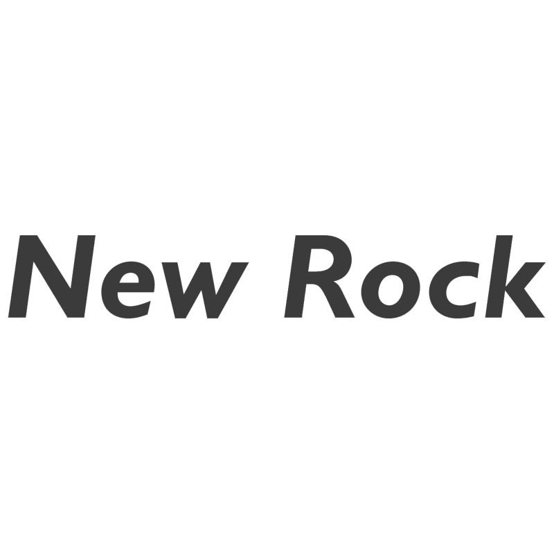 New Rock vector