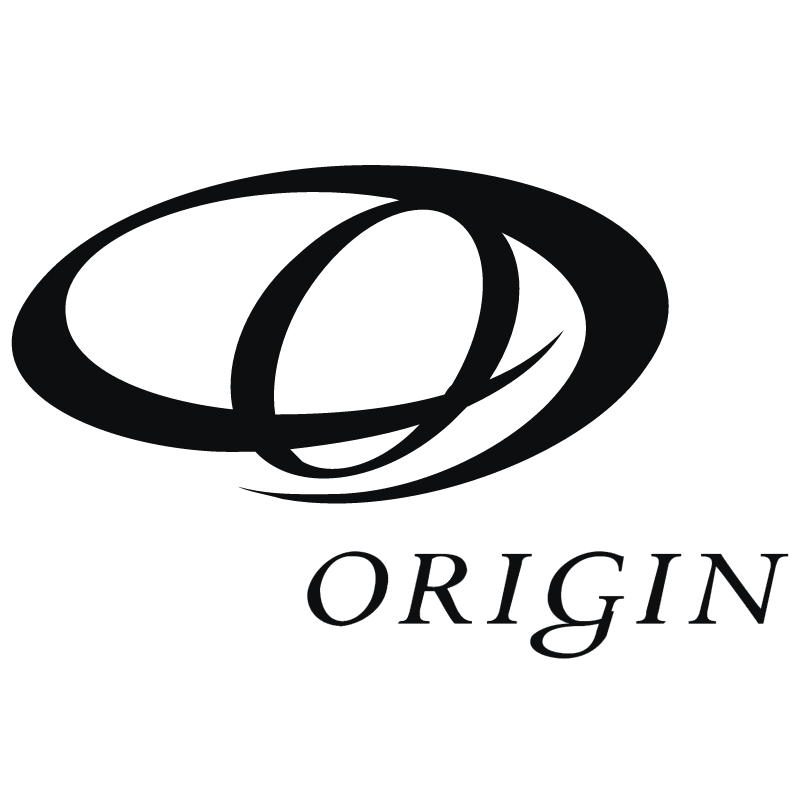 Origin Design vector