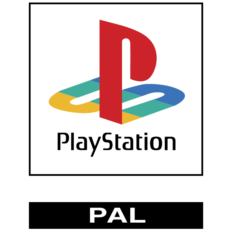 Playstation PAL vector