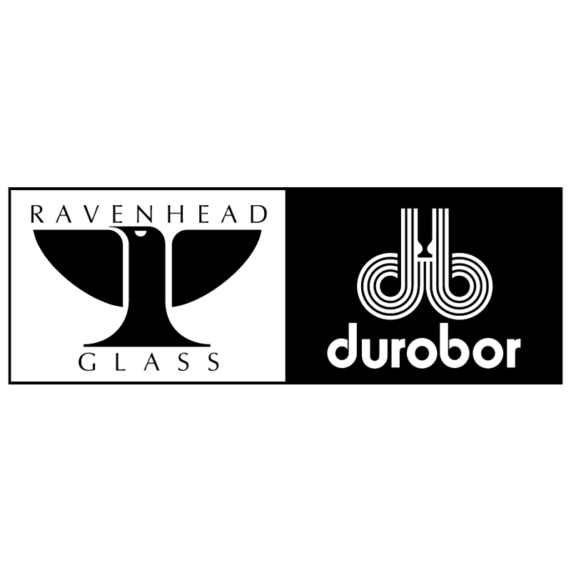 Ravenhead Glass Durobor vector