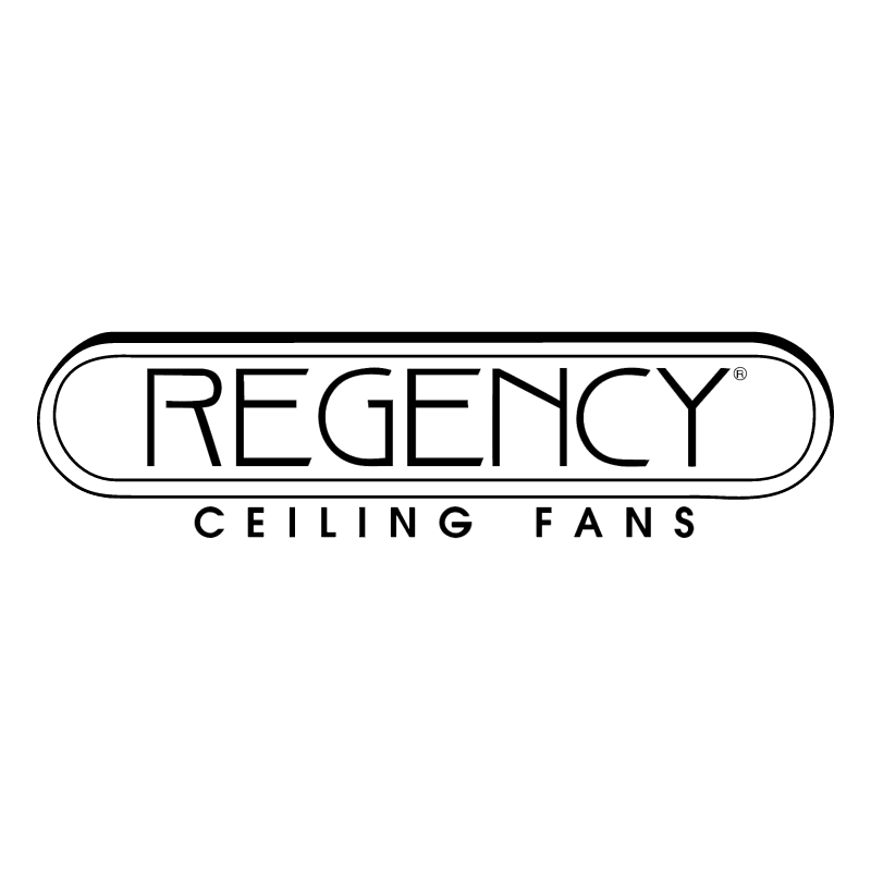 Regency Ceiling Fans vector logo