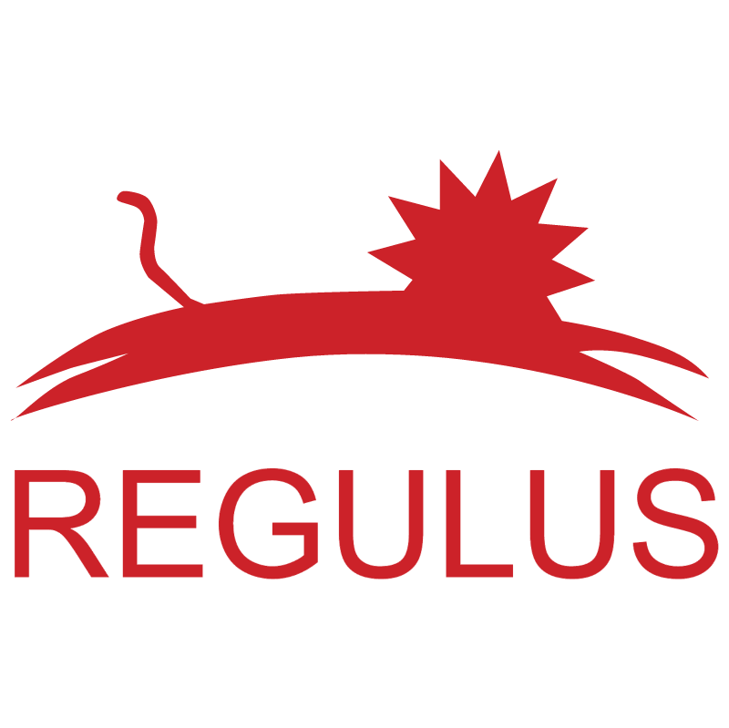 Regulus vector logo