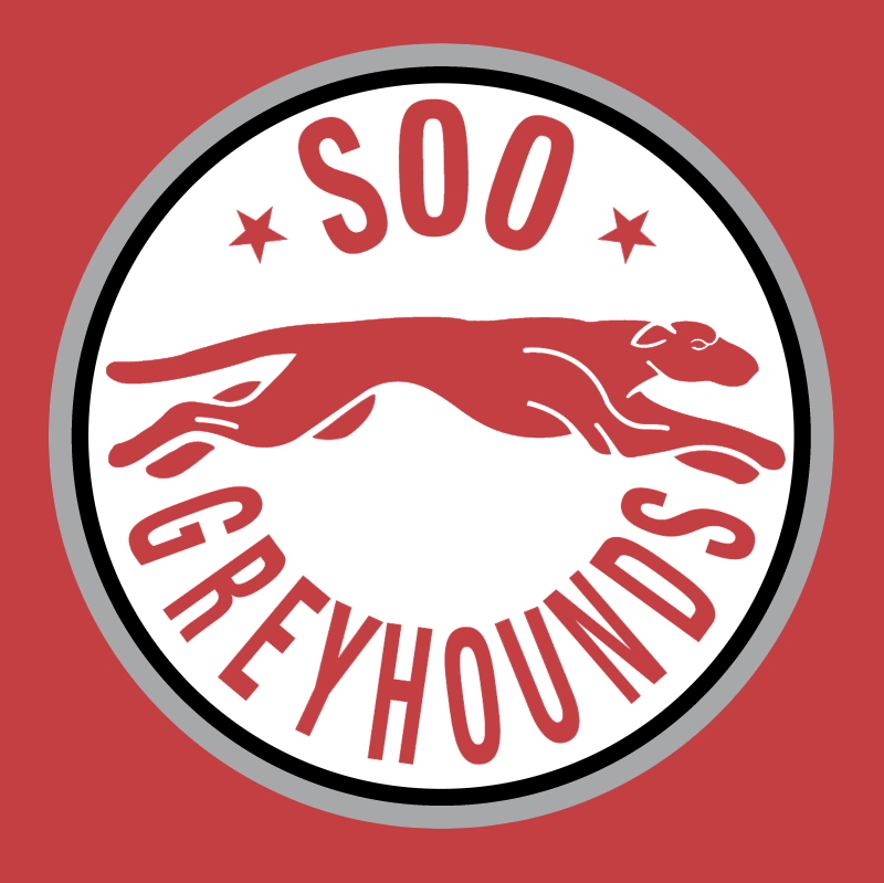 Sault Ste Marie Greyhounds vector