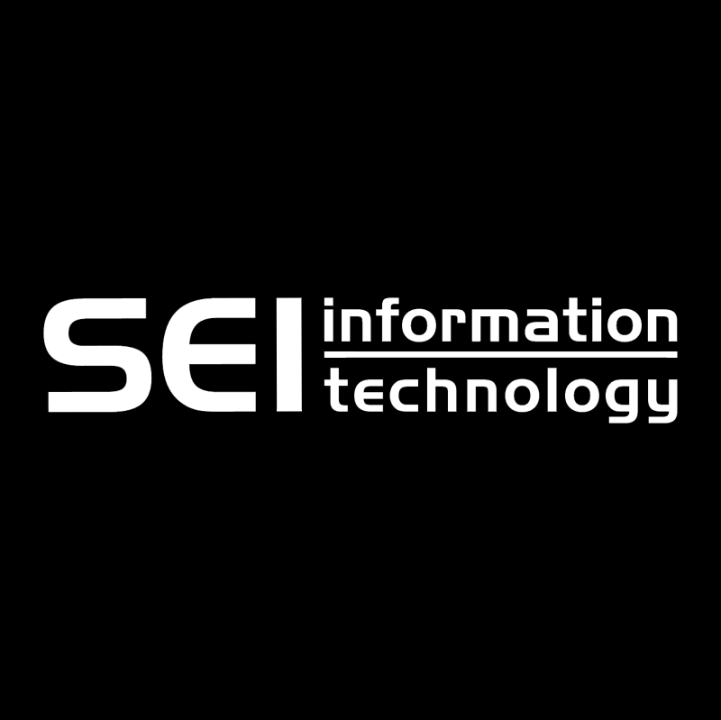 SEI Information Technology vector