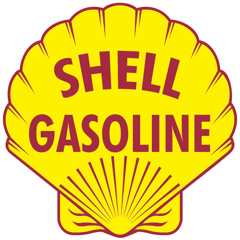 Shell Gasoline vector