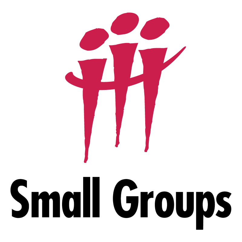 Small Groups vector logo