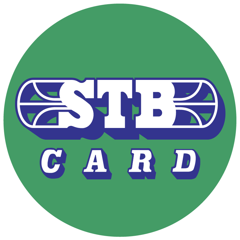 STB Card vector