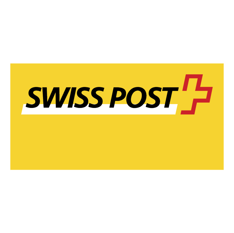 Swiss Post vector logo
