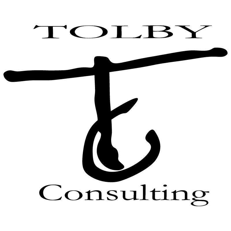 Tolby Consulting vector logo