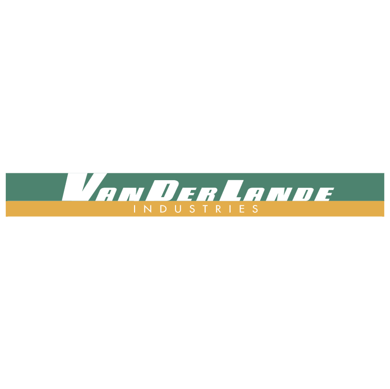 VanDerLande Industries vector