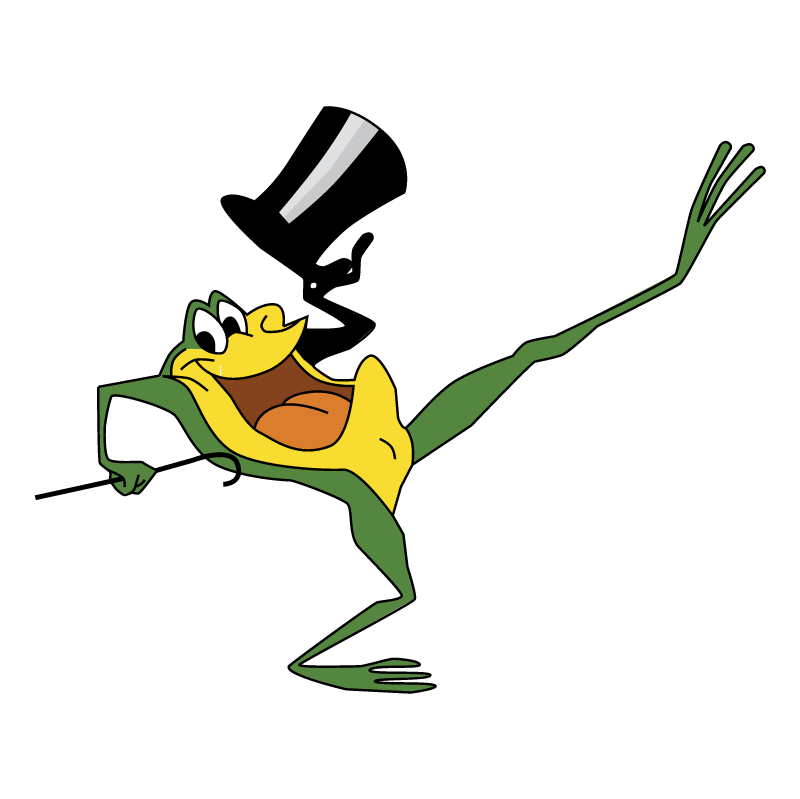 Warner Bros Michigan J Frog vector