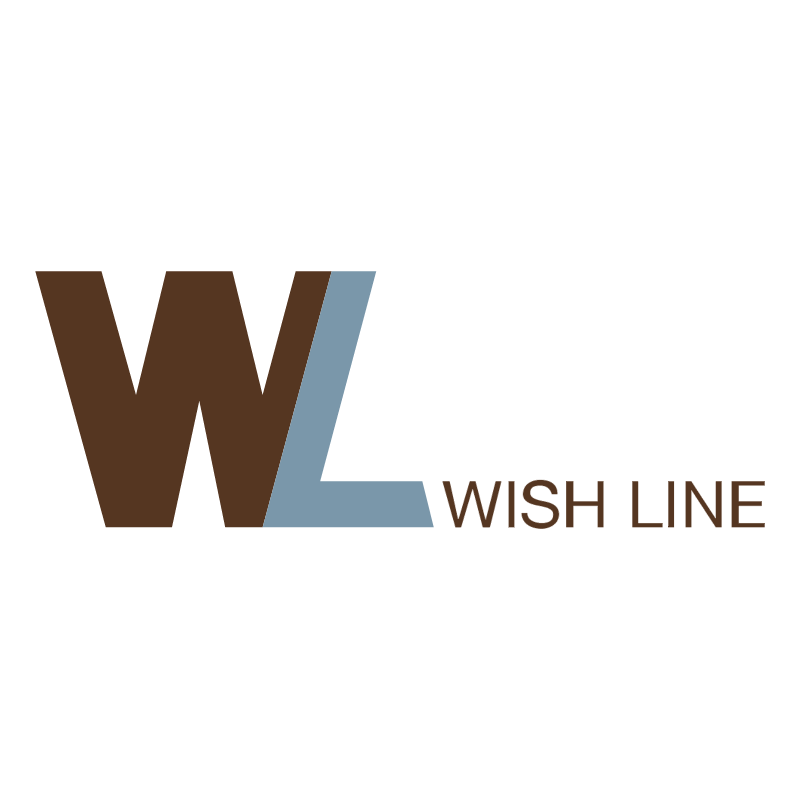 Wish Line vector logo