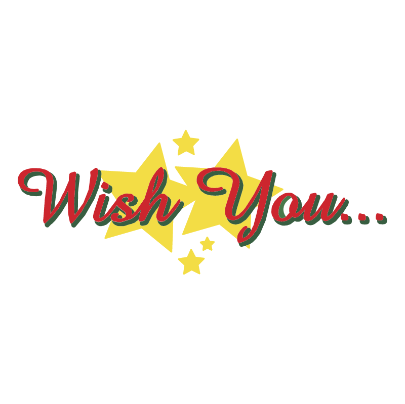 Wish You vector