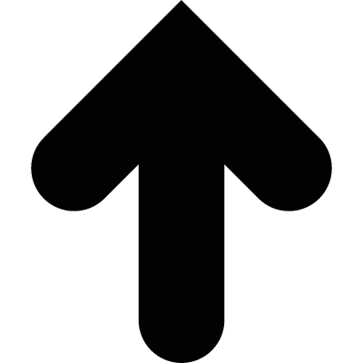 Up arrow logo