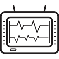 Heart Monitor vector
