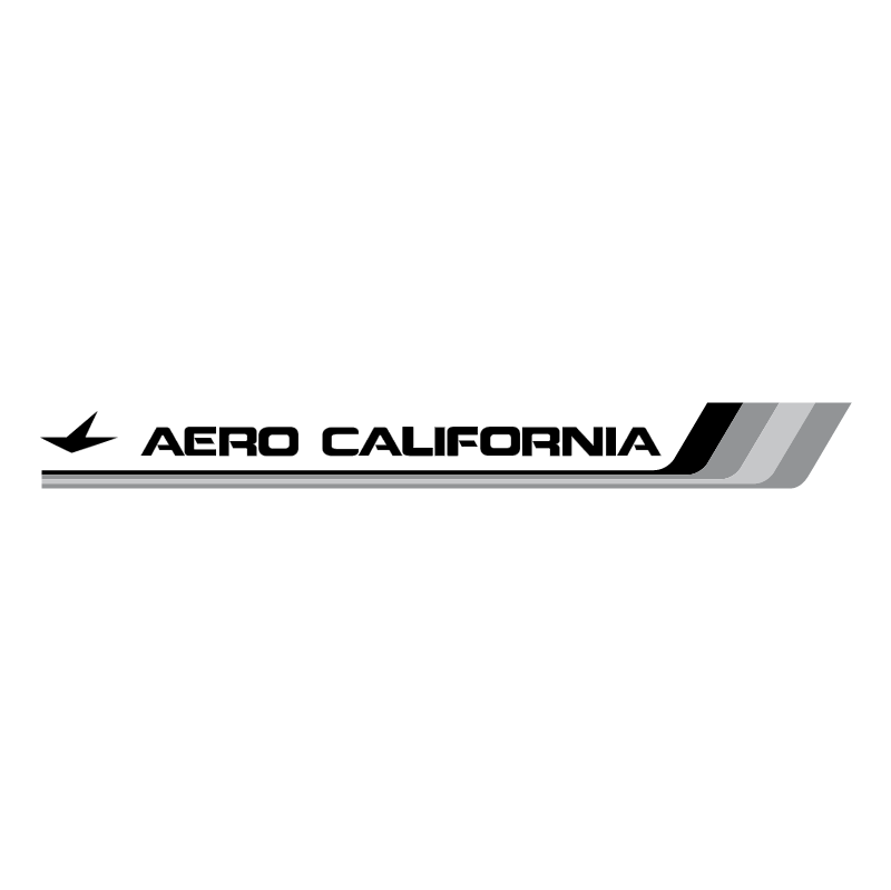 Aero California vector