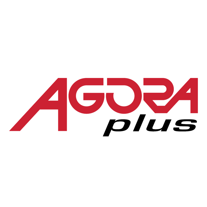 Agora Plus vector