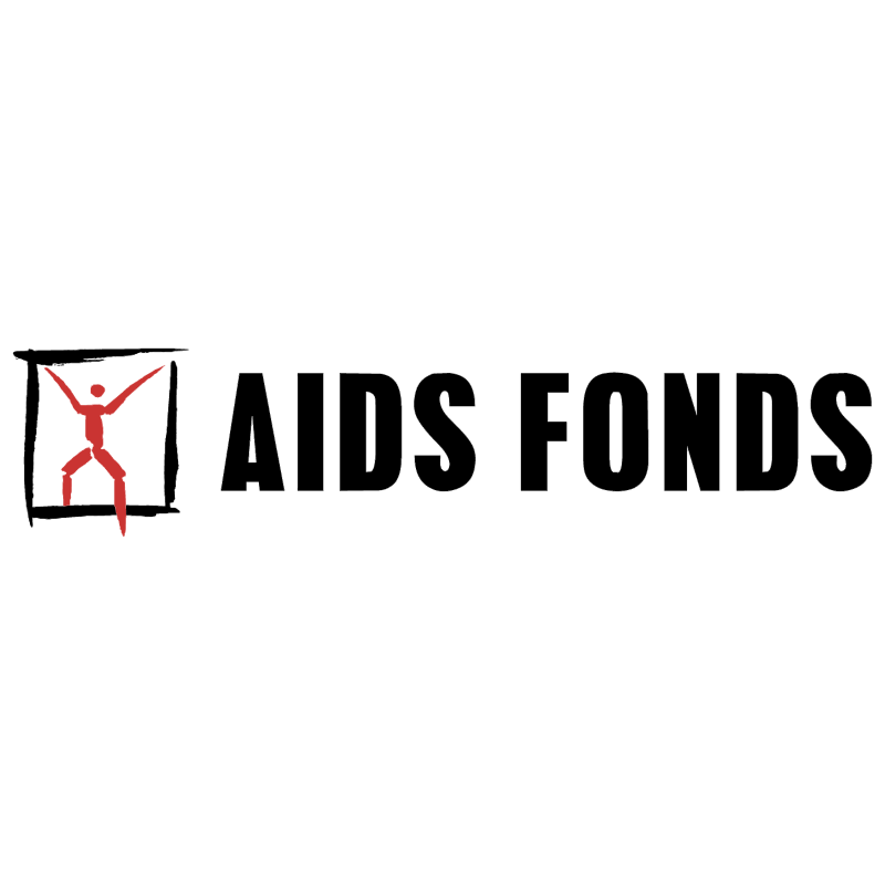 AIDS Fonds vector logo