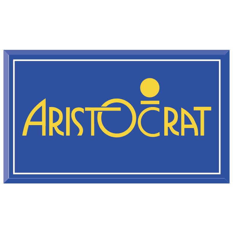 Aristocrat 5992 vector logo