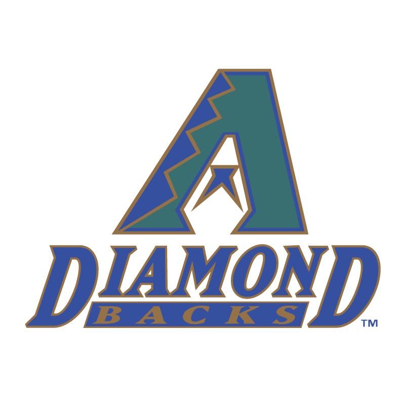 Arizona Diamond Backs 54500 vector
