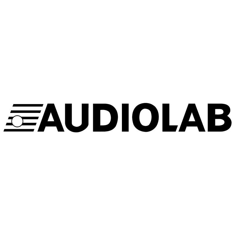 Audiolab 11903 vector