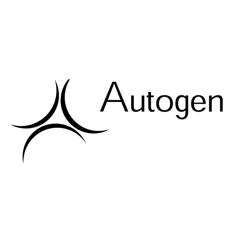 Autogen vector logo