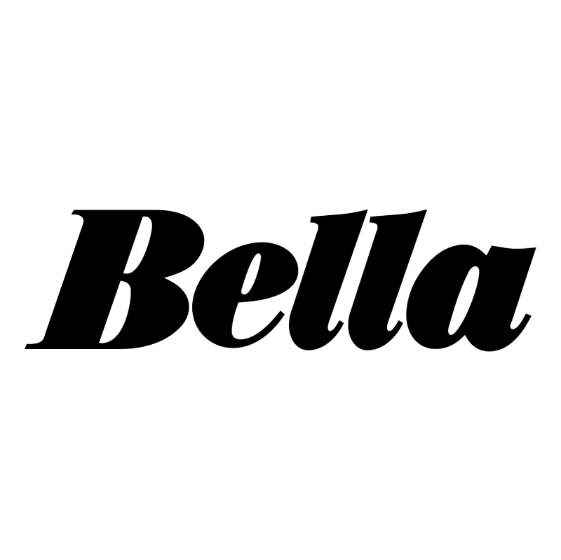 Bella vector logo