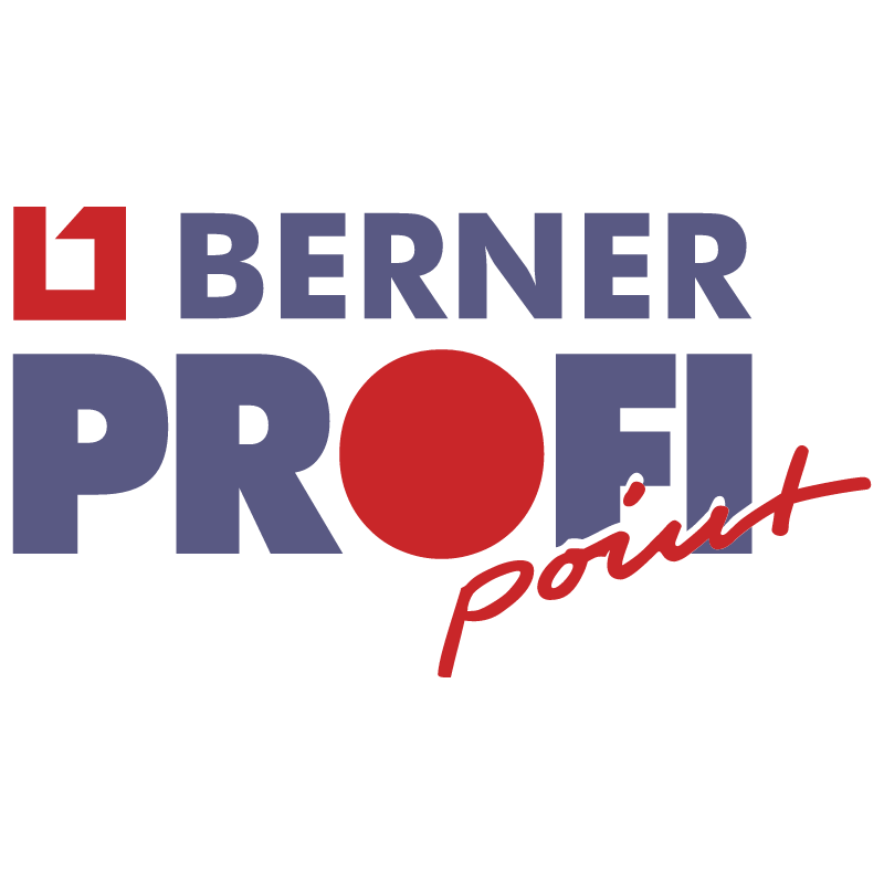 Berner Profi Point 28557 vector
