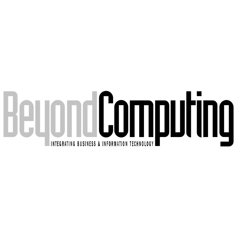 Beyond Computing 7226 vector