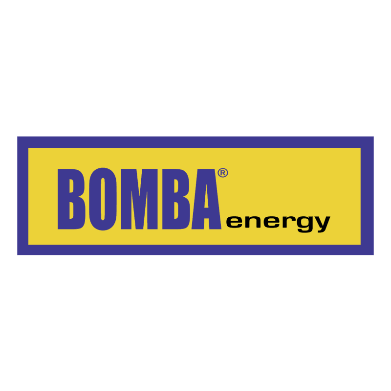 Bomba Energy vector logo