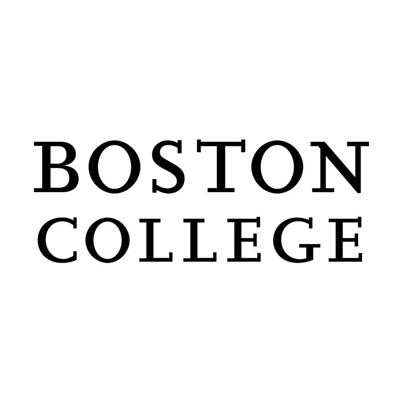 Boston College vector logo
