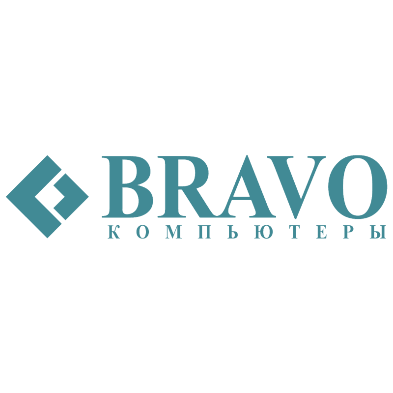 Bravo Computers 29765 vector logo