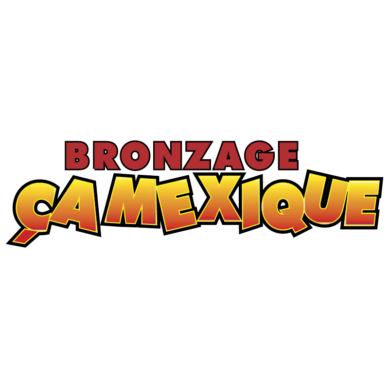 Bronzage Ca Mexique 15265 vector