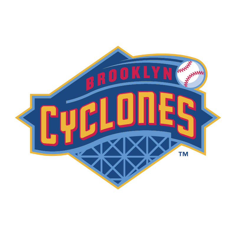 Brooklyn Cyclones 58686 vector
