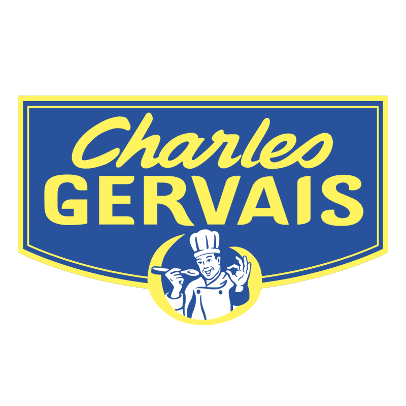 Charles Gervais vector logo