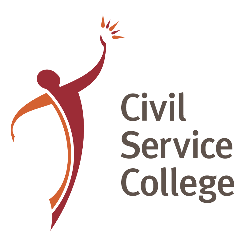 Civil Service College vector logo